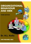 Organizational Behaviour and HRM, 3/Ed.