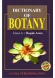 Dictionary of Botany, 3/Ed.