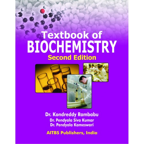 Textbook of Biochemistry, 2/Ed  (Multi Colour Edition)