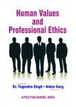 Human Values and Professional Ethics, 1/Ed.
