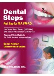 Dental Steps (M.P. Pre-P.G. Question Papers), 3/Ed.