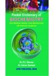Pocket Dictionary of Biochemistry, 1/Ed.