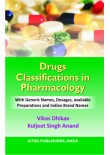 Drugs Classification in Pharmacology, 2/Ed.