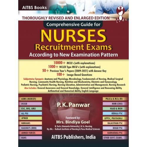Comprehensive Guide for Nurses Recruitment Exams, 3/Ed