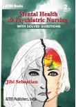 Mental Health & Psychiatric Nursing for GNM with Solved Questions