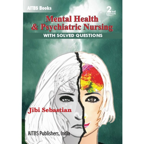 Mental Health Psychiatric Nursing For Gnm With Solved Questions